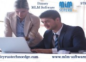 An easy way to grow your business - mlm software