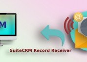 Suitecrm record receiver - outright systems store