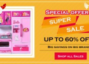 Barbie dolls, toys for kids & baby toys online