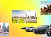 Aligarh taxi service | cab service in aligarh