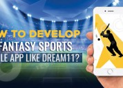 Hire fantasy sports app and web developers