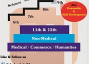 11th class non medical coaching in chandigarh