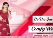Buy quality cotton nighty and night dresses for wo