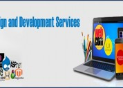 Top web design &  development services noida