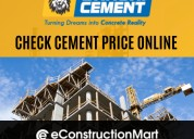 Order sanghi cement online in ahmedabad