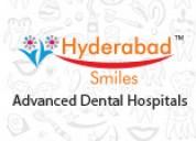 Dental hospitals in hyderabad