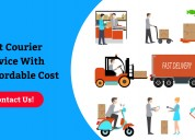 Top courier service in coimbatore - nonstop