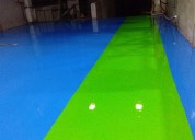 Epoxy flooring contractors in india