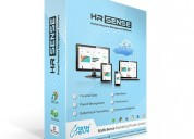 Hr sense - human resource system software