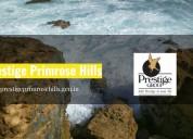Prestige primrose hills price and specification