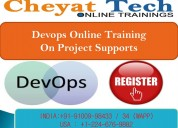 The best devops online training – cheyat tech