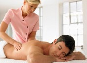 Female to male body to body massage in kalkaji delhi