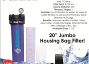 Jumbo bag filter suppliers