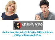 Hair wigs in delhi are available in affordable pri