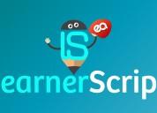 Learnerscript - moodle learning analyticsdashboard