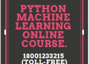 Python machine learning online courses