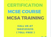 Mcsa, mcse certification course at iiht