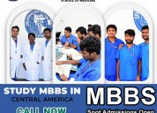 Central america mbbs