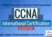 Cisco certification course | training basket | ccn