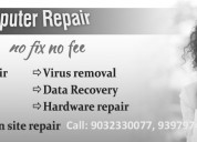 Door step laptop repair service in cyberabad