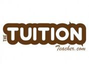 Need a home tutor ?
