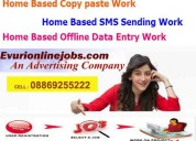 Online jobs, part time jobs, home based jobs for h