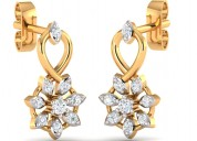 Buy diamond earrings online | buy profound earring