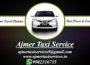 Book Taxi In Jaipur, Cabs Services In Jaipur
