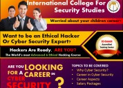 Choose ethical hacking as a professional career