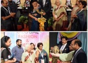 3rd global fashion and design week emphasized on e