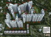Ambience creacions 2bhk luxury residential project