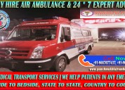 Most dependable and trusted air ambulance in ranch
