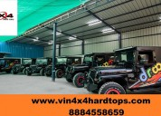 4x4 equipments in bangalore, hyderabad, mysore