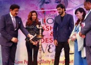3rd global fashion and design week closed with sta