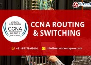 Best institute for ccna r&s course in india