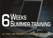 Best Summer Training in Noida | Summer Training