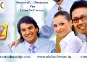 How is loan management software committed to make