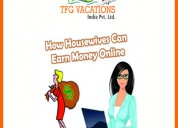 Online work from home-hiring now.