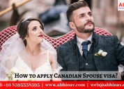 How to apply for canadian spouse visa?