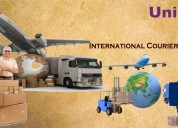 Best international courier & cargo services
