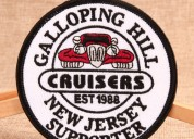 Cruisers custom patches no minimum