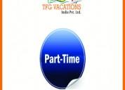 Online part time home based worktfg