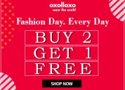 Exciting Offers Online - Tunics for Women Online