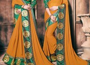 Party wear saree in surat