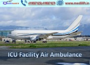 Cheap and safe air ambulance service in chennai