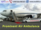 Quick and safe air ambulance service in bangalore