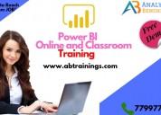 Best power bi online training in hyderabad