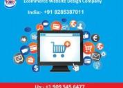 Ecommerce website design company in delhi