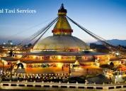 Varanasi to nepal taxi service
