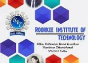 Rit roorkee top engineering institute